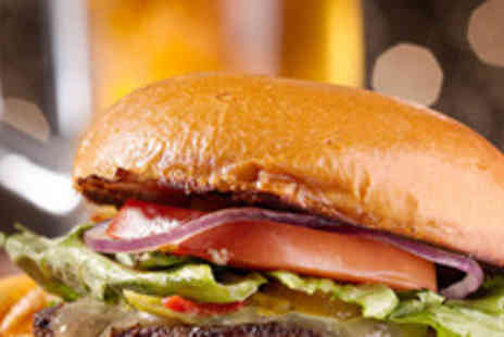 Merrylee Road Bar and Kitchen - Gourmet burger and chips for two - Save 54%