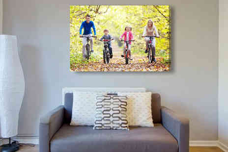 DecoMatters - A2 Personalised Canvas - Save 79%