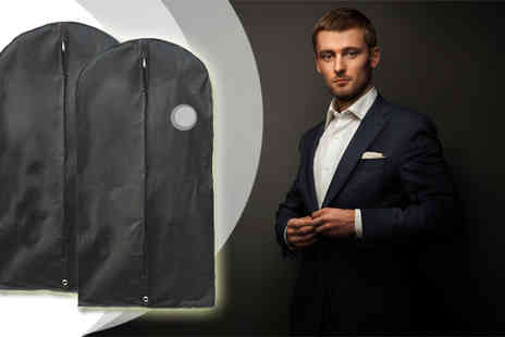 Emyub - Suit Or Dress Bag x 2 - Save 77%