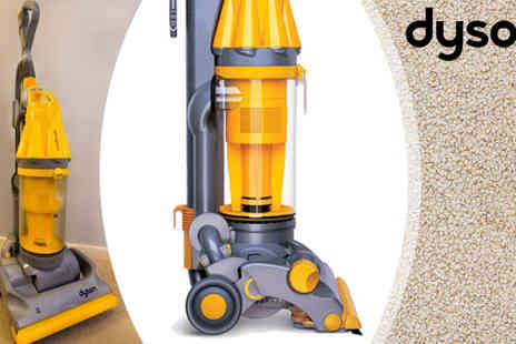 K & D Appliance Services - Dyson DC14 Origin Bagless Upright Vacuum Cleaner Yellow - Save 0%