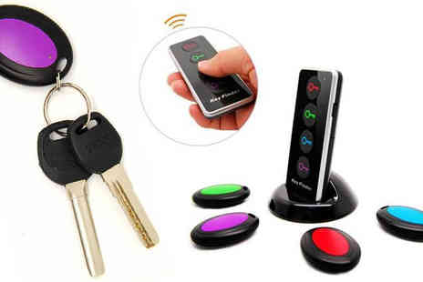 london exchainstore - Wireless Remote Key Finder - Save 73%