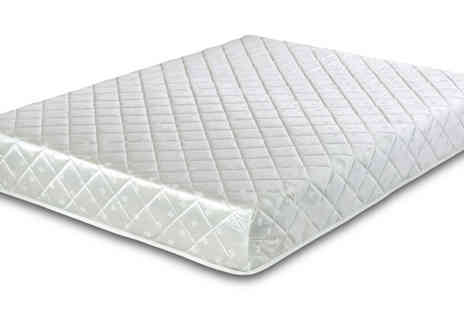 One Holding - Active Sport CoolBlue Mattress 3ft Single plus 1 Pillow - Save 68%