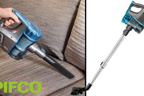 Giddy Aunt - Pifco Cordless Rechargeable Handheld Vacuum Cleaner - Save 50%