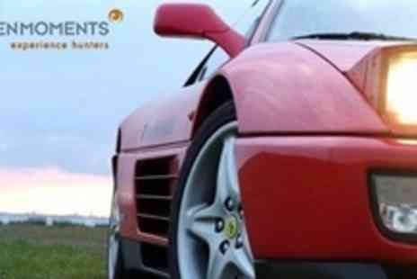 Golden Moments - Ferrari Road Driving Experience - Save 67%