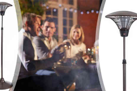 Gablemere - Deluxe Infrared 2KW Patio Heater - Save 56%