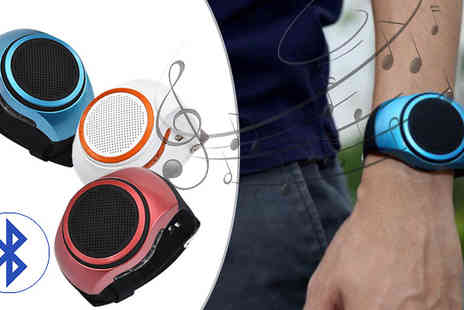 Boom Deals - B20 Bluetooth Sports Speaker Available in Three Colours - Save 92%