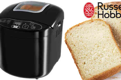 Giddy Aunt - Russell Hobbs Compact Bread Maker - Save 53%