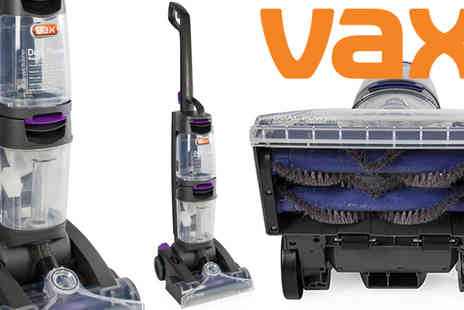 Giddy Aunt - Vax W86DPR Dual Power Reach Upright Carpet Cleaner - Save 58%