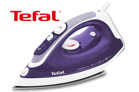 Giddy Aunt - Tefal Maestro Steam Iron 2200W - Save 33%