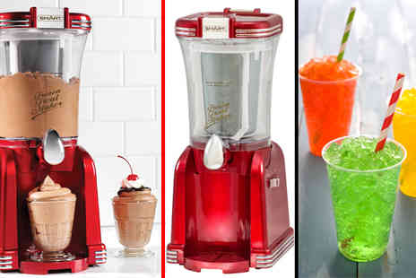 Ugoagogo - Retro 5 in 1 Slush or Shake Cocktail Maker - Save 48%