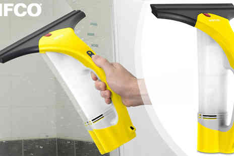 Giddy Aunt - Pifco Window Vac - Save 53%