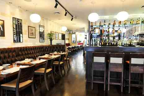 Milladon - Three Course French Meal & Wine for Two - Save 50%
