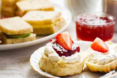Wrightington Country Club Hotel - Afternoon Tea with Prosecco And Spa Access for Two - Save 55%