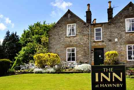The Inn at Hawnby - Two Nights Getaway with Meals & Bubbly - Save 0%