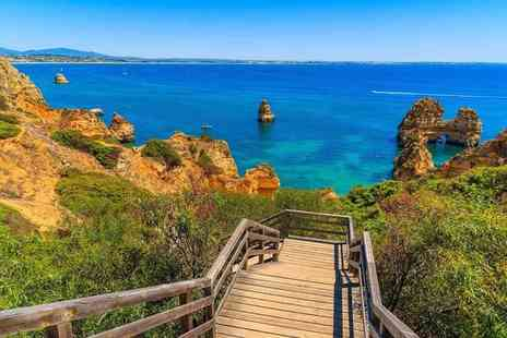 Tour Center - Seven night Algarve getaway for a family of three - Save 35%