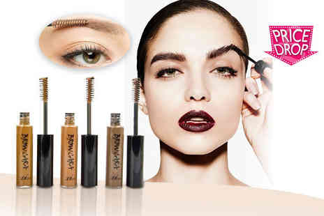Boni Caro - eyebrow mascara choose from two colours - Save 80%