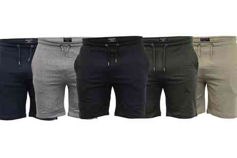 Groupon Goods Global GmbH - Mens Brave Soul Sweat Shorts - Save 0%