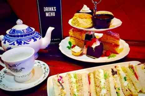 Saint Judes - Intoxicating Afternoon Tea Party for Two - Save 40%