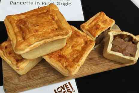 Uk Pie Festival - Entry for two or four to UK PieFest on 29 and 30 July - Save 0%