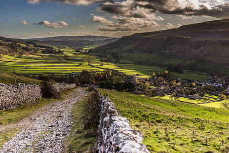 The New Inn Clapham - Five Star Foodie Break For Two in the Yorkshire Dales - Save 0%
