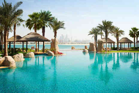 Sofitel Dubai The Palm Luxury Resort - Five Star Luxury Sofitel in Glittering City - Save 82%