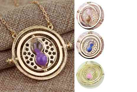 Ugoagogo - Harry Potter inspired necklace select from four sand colours - Save 80%