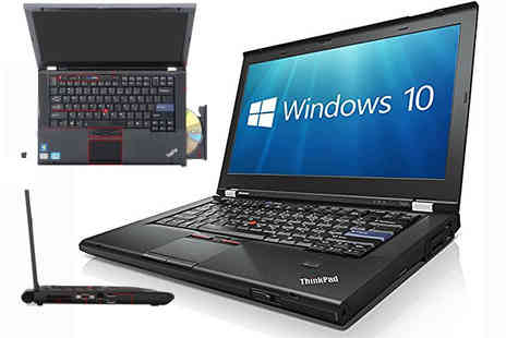 Micro Dream - Lenovo Thinkpad T420 laptop - Save 27%