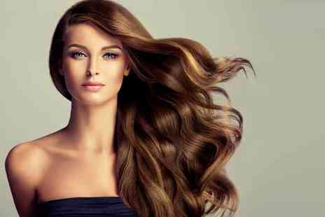 Voguish Hair & Beauty - Brazilian blow dry treatment - Save 72%