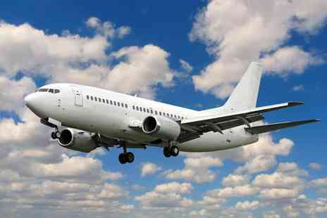 Warwickshire Flight Experience - 30 or 60 minute Boeing 737 simulator experience - Save 0%