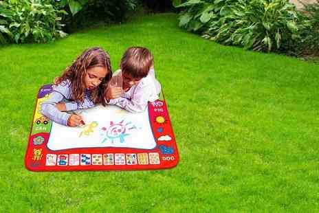 Toy Meets World - Magic doodle mat or large doodle mat - Save 86%