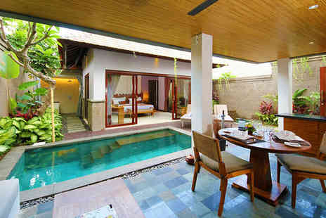 De Uma Lokha Villas and Spa - Four Star Pool Villa Surrounded by Rice Paddies - Save 75%