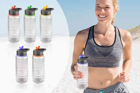 ViVo Technologies - Sports bottle with straw - Save 69%