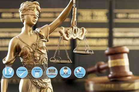 Oplex Careers - Online introduction to law course - Save 93%