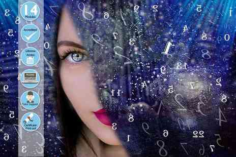 Centre of Excellence - Online numerology diploma course - Save 85%