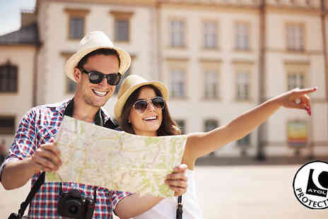 Tour Center - Two to Four Night European Stay with Flights - Save 0%