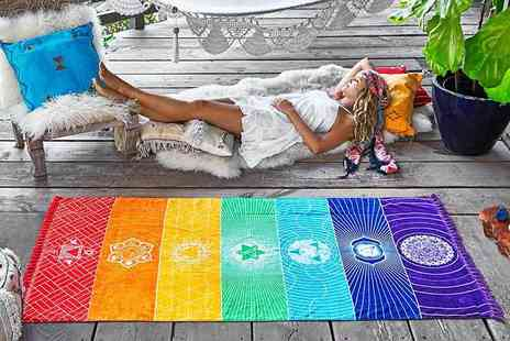 Treats on Trend - Chakra throw - Save 66%