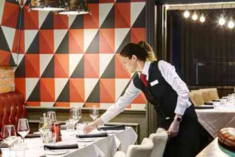 Reeds Health Club - Marco Pierre White 2 Course Lunch for 2 - Save 54%