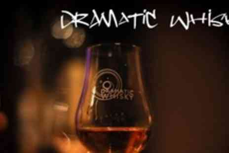 Dramatic Whisky - Whisky and Chocolate Tasting Masterclass For Two - Save 63%