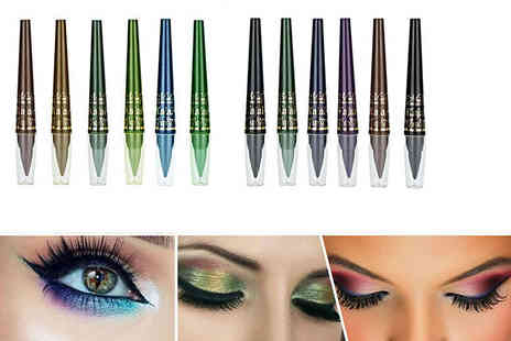 GetGorgeous - Six kajal sticks in shades for brown/green or blue or grey eyes - Save 61%