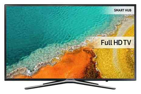 Groupon Goods Global GmbH - Samsung 40 Inch UE40K5500 Full HD Smart Led TV With Free Delivery - Save 10%
