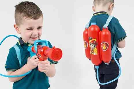 Groupon Goods Global GmbH - Sambro Paw Patrol Water Blaster Backpack - Save 18%
