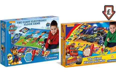 Groupon Goods Global GmbH - Clementoni Giant Interactive Puzzles in Choice of Design - Save 0%