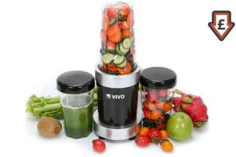 Groupon Goods Global GmbH - 11 Piece 900W Blizzard Multi Vegetable Fruit Blender - Save 79%