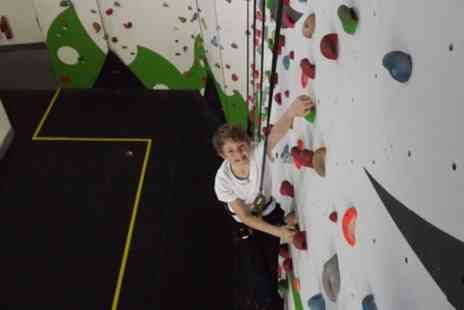 Golden Gecko - Indoor Climbing Session for One or Two - Save 0%