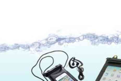 Extreem Toys - Waterproof Case and Headphones for iPhone or iPad - Save 56%