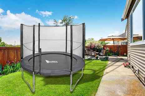 Consumable Direct - 10ft, 12ft or 14ft trampoline - Save 0%