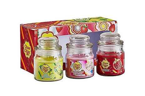 Groupon Goods Global GmbH - One, Two or Four Sweet Scented Candle Jars Gift Packs - Save 0%