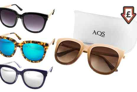 Aquaswiss - AQS Womens Piper Sunglasses With Free Delivery - Save 90%