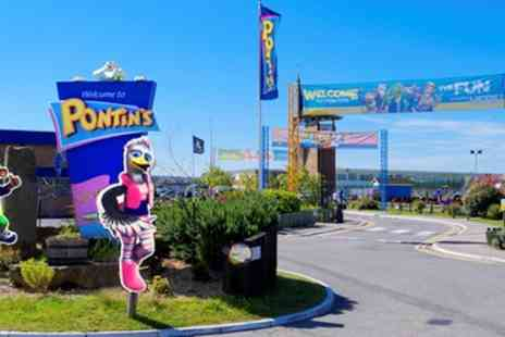Pontins - Four Night Self Catering Stay, Activities, Entertainment, Free Upgrade for Four - Save 0%