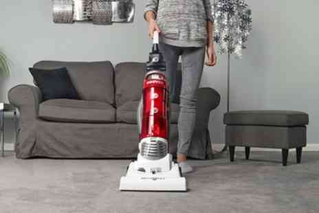 Groupon Goods Global GmbH - Hoover TH71SM02 Upright Bagless Vacuum 3L 700W With Free Delivery - Save 73%